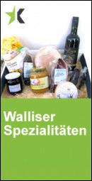 Walliser Spezialitäten